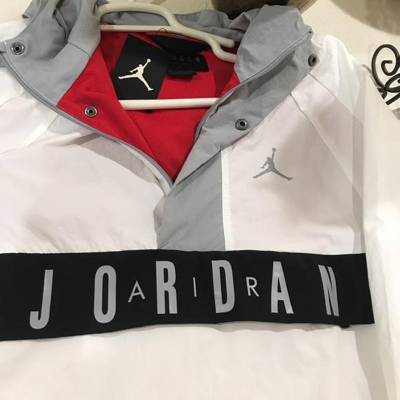 free shipping a0e35 ebc7b Nike Jordan windbreaker mens size M